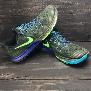 Nike Air Zoom Terra Kiger 3 Running Shoes Size 11
